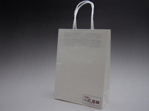 扇子の包装例7